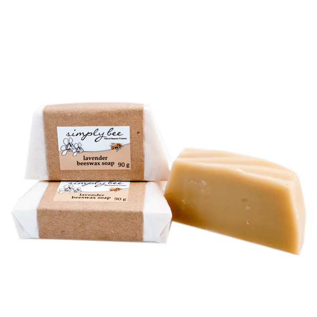 lavbeeswaxsoap90gr_stack