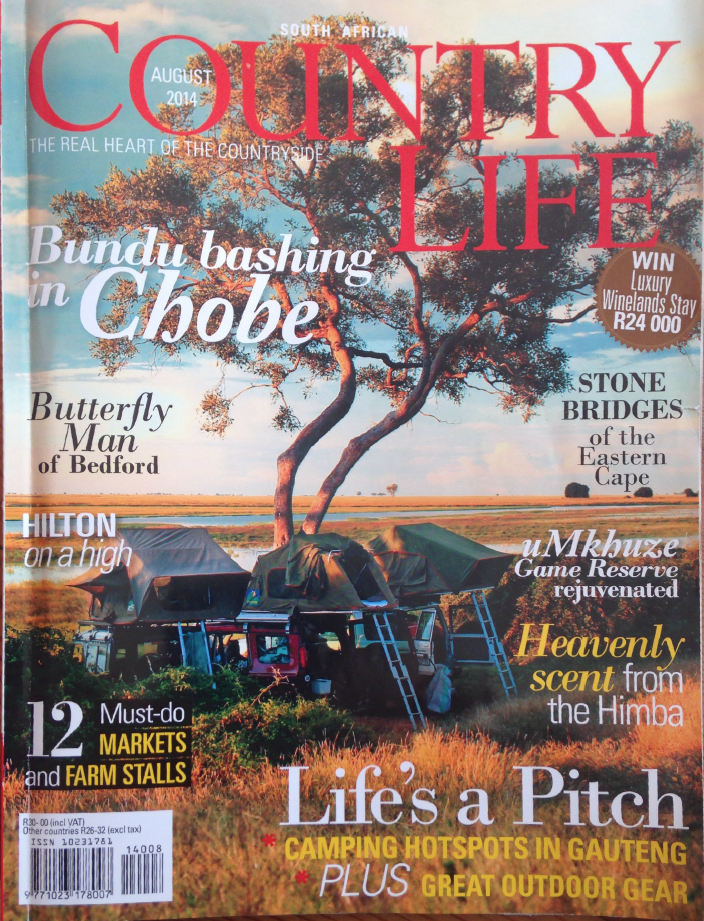Country Life : August 2014
