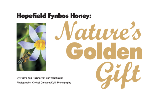 Escape Magazine Issue 9: Natures Golden gift