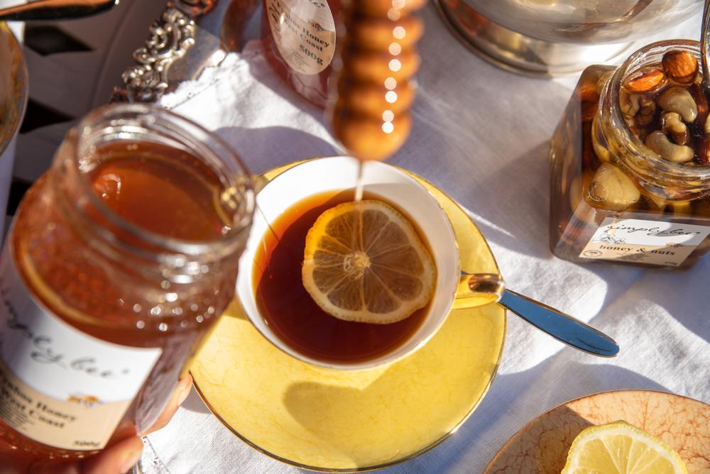 Simply Bee Raw Honey